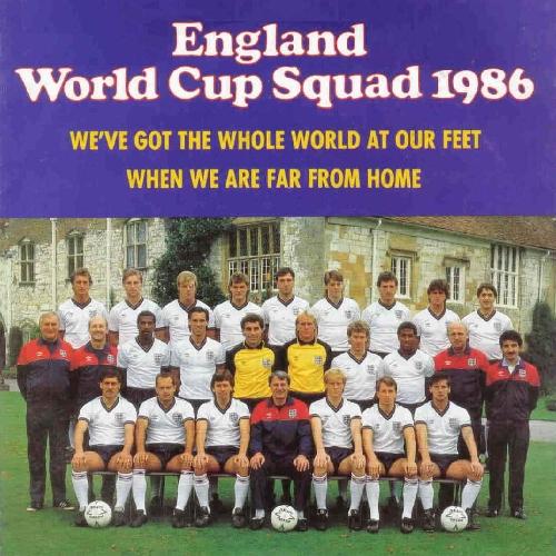 A 24 años, Argentina - Inglaterra